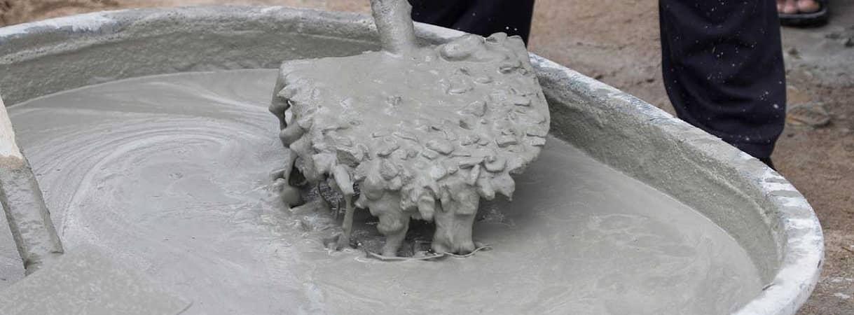 приготовление бетонной смеси расценка в смете
